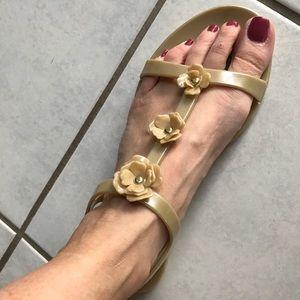 New Gelee sandals by Badgley Mischka